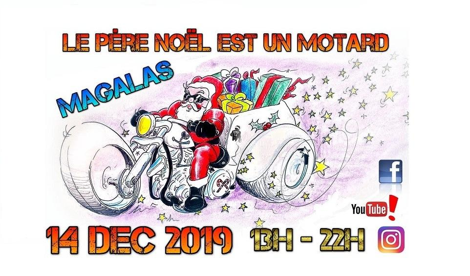 2013 12 0714 le pere noel est un motard 2013 version internet